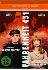 Fahrenheit 451 Limited Mediabook