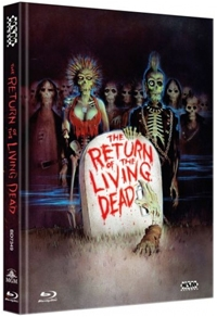 The Return of the Living Dead Limited Uncut Edition
