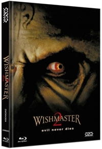 Wishmaster 2 - Das Böse stirbt nie Cover A