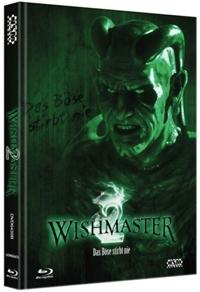 Wishmaster 2 - Das Böse stirbt nie Cover B