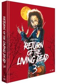 Return of the Living Dead 3 Limited Mediabook