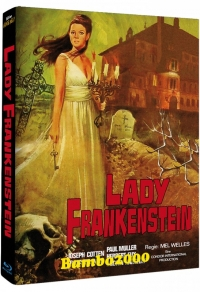 Lady Frankenstein Cover