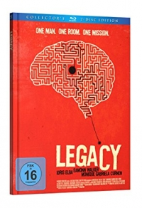 Legacy Limited Mediabook