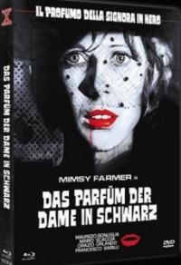Das Parfüm der Dame in Schwarz Cover A