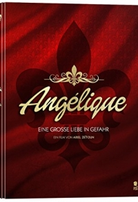 Angélique - Eine große Liebe in Gefahr Limited Mediabook