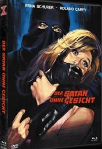 Der Satan ohne Gesicht  Cover