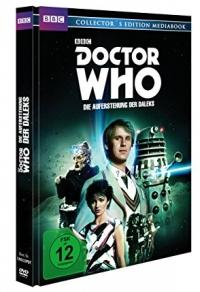 Doctor Who - Die auferstehung der Daleks Limited Mediabook