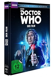 Doctor Who Limited Mediabook