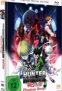 Hunter x Hunter - Phantom Rouge Limited Mediabook