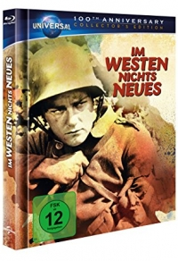 Im Westen nichts Neues Limited Mediabook