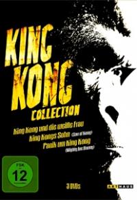 King Kong Triology (Mediabook)