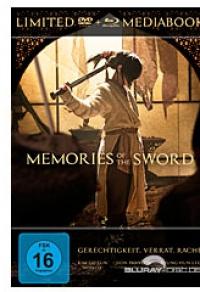 Memories of the Sword Limited Mediabook