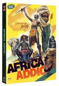 Africa Addio Cover A