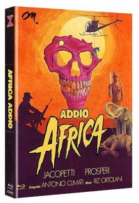 Africa Addio Cover B
