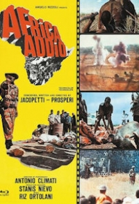 Africa Addio Cover C