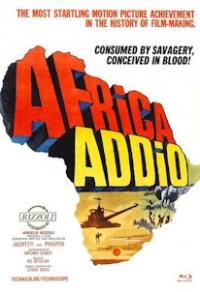 Africa Addio Cover D