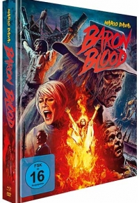 Baron Blood Limited Mediabook