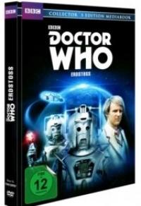 Doctor Who - Fünfter Doktor - Erdstoß Limited Mediabook