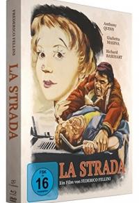 La strada - Das Lied der Straße Cover