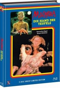 Macabra - Die Hand des Teufels Cover A