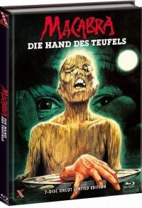 Macabra - Die Hand des Teufels Cover B