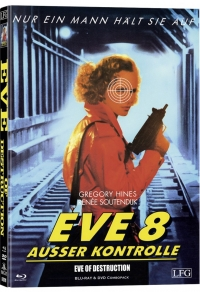 Eve 8 - Außer Kontrolle Cover A