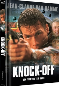Knock Off - Der entscheidende Schlag Cover A
