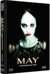 May - Die Schneiderin des Todes Cover