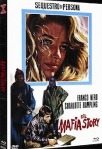 Die Mafia-Story Cover
