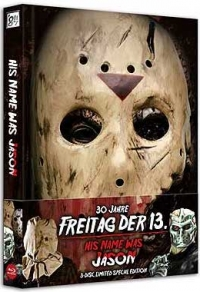 His Name Was Jason: 30 Years of Friday the 13th Limited Mediabook