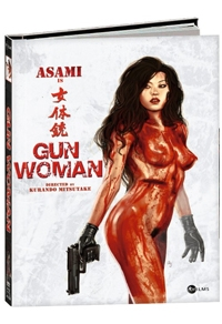 Gun Woman Cover B