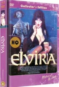 Elvira - Herrscherin der Dunkelheit Cover C