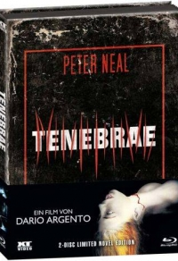 Tenebre - Der kalte Hauch des Todes Cover