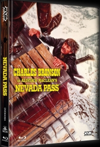 Nevada Pass  Cover A