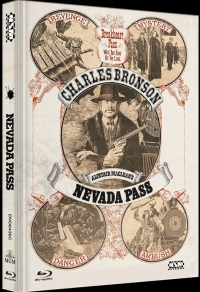 Nevada Pass  Cover C