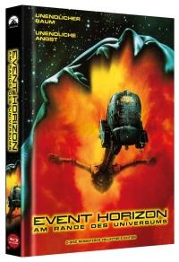 Event Horizon - Am Rande des Universums Cover B
