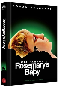 Rosemary's Baby Cover A