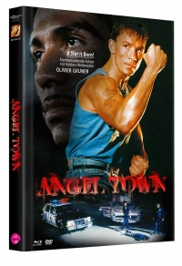 Angel Town Cover A