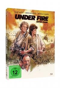 Unter Feuer Limited Mediabook