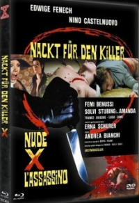 Nackt für den Killer (Der geheimnisvolle Killer) Cover A