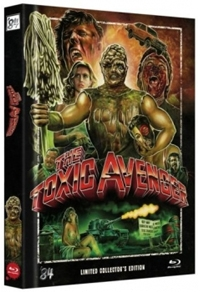 The Toxic Avenger Cover D