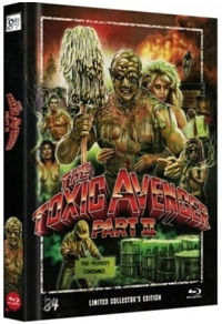 The Toxic Avenger 2 Limited Collectors Edition