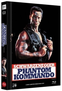 Phantom Kommando Cover A