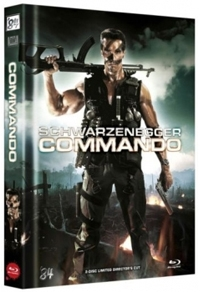 Phantom Kommando Cover B