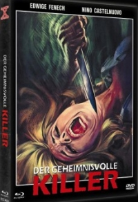 Nackt für den Killer (Der geheimnisvolle Killer) Cover B