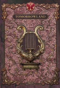 Tomorrowland Melodia 2015 Limited Mediabook