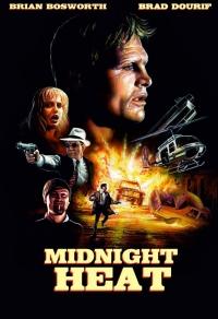 Midnight Heat Cover B