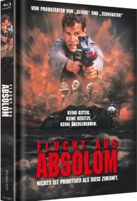 Flucht aus Absolom Cover A