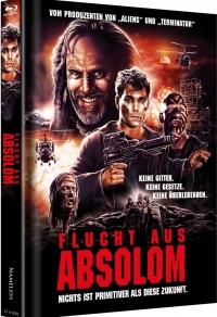 Flucht aus Absolom Cover B