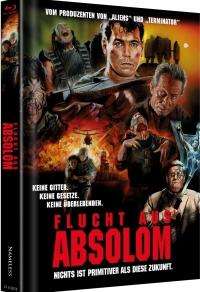 Flucht aus Absolom Cover C